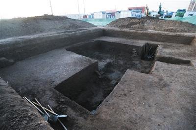 北京通州发现百余古墓窑址 年代由战国至明清