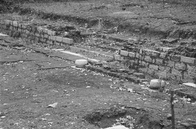 清凉山公园兰苑确定为古清凉寺遗址